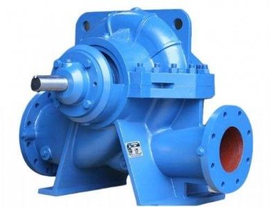 S、SH 型双吸离心泵